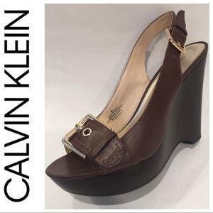 Calvin Klein Wedges